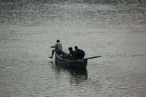 Fishermen in River Godavari