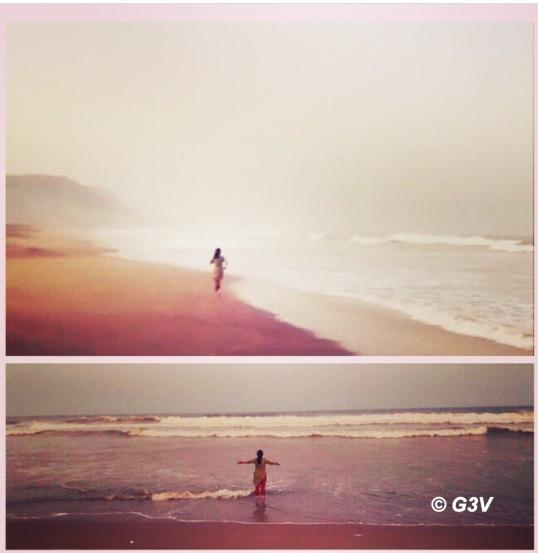 beachrunning